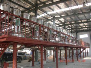 实验室反应釜安装和使用