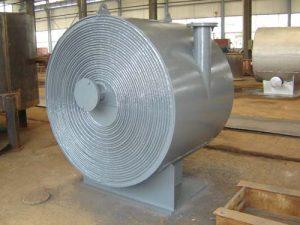 螺旋板式换热器结构、性能及特点